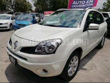 Foto Renault Koleos Expression usado (2012) color Blanco precio $140,000