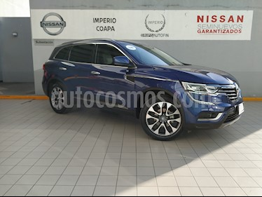 Foto venta Auto usado Renault Koleos Iconic (2018) color Azul Zafiro precio $429,000