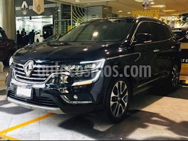 Foto venta Auto Seminuevo Renault Koleos Iconic (2018) color Negro precio $430,000