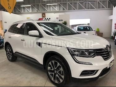 Foto Renault Koleos Iconic usado (2018) color Blanco precio $395,000