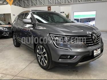 Foto venta Auto usado Renault Koleos Iconic (2018) color Gris precio $419,000