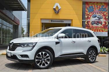 Renault Koleos Iconic usado (2017) color Blanco precio $362,900