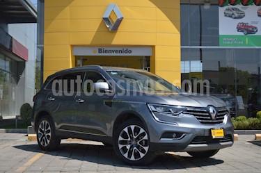 Renault Koleos Iconic usado (2018) color Gris Tormenta precio $490,000