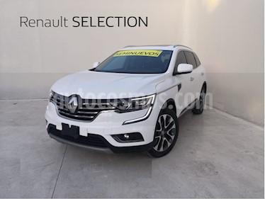 Foto venta Auto usado Renault Koleos Iconic (2018) color Blanco precio $420,200