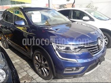 Foto Renault Koleos Iconic usado (2018) color Azul precio $410,000