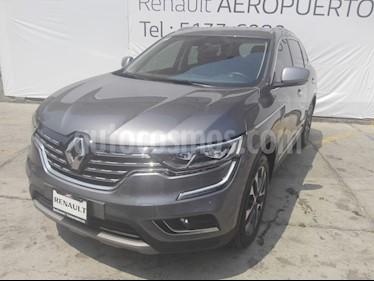 Foto venta Auto usado Renault Koleos Iconic (2018) color Gris Tormenta precio $429,000
