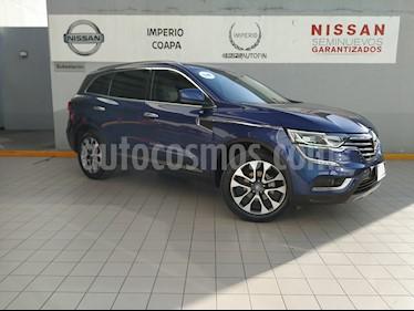 Foto venta Auto Seminuevo Renault Koleos Iconic (2018) color Azul precio $459,000