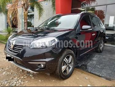 Foto venta Auto Usado Renault Koleos Intens 2.5 4x4 CVT (2014) color Negro