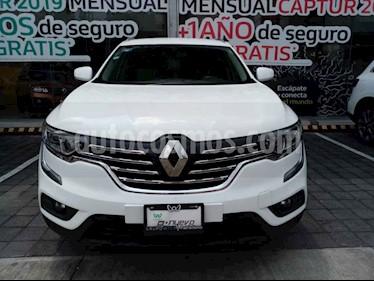 Foto venta Auto usado Renault Koleos Intens (2018) color Blanco precio $325,000