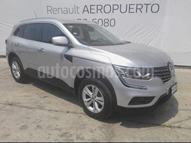 Foto venta Auto usado Renault Koleos Intens (2018) color Plata precio $355,000