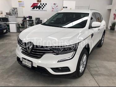 Foto Renault Koleos Intens usado (2018) color Blanco precio $345,000