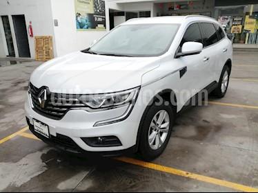 Foto Renault Koleos Intens usado (2018) color Blanco precio $298,000