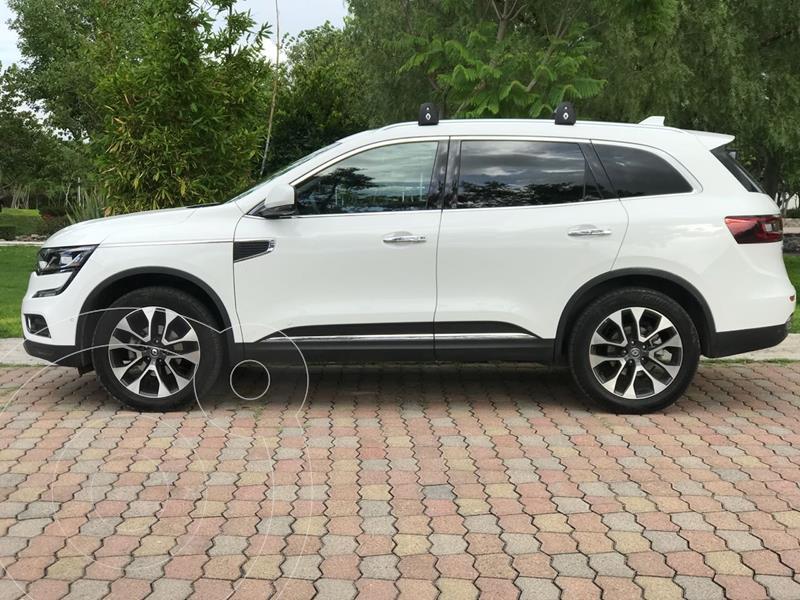 Renault Koleos Iconic usado (2018) color Blanco precio $389,000