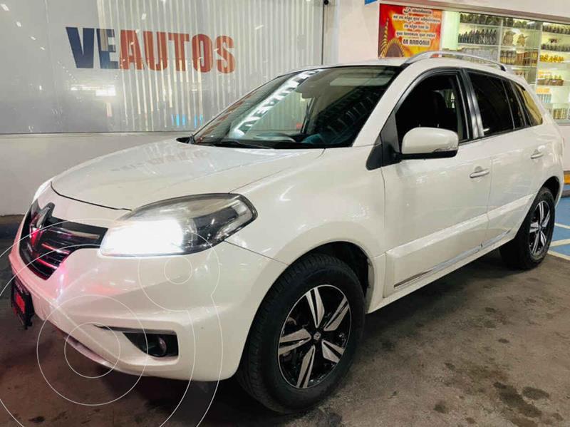 Foto Renault Koleos Dynamique usado (2016) color Blanco precio $209,000