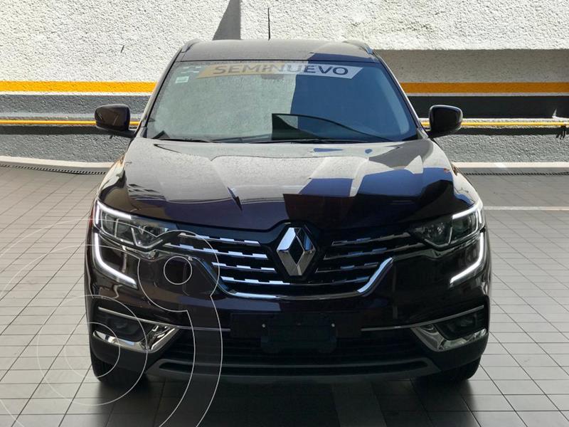 Foto Renault Koleos Intens usado (2020) color Rojo precio $425,000