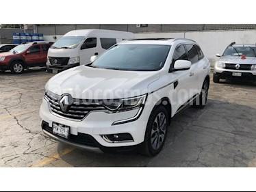 Renault Koleos Iconic usado (2018) color Blanco Perla precio $360,000