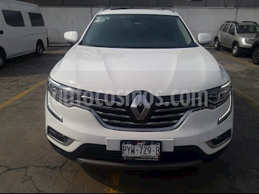 Renault Koleos Iconic usado (2018) color Blanco precio $360,000