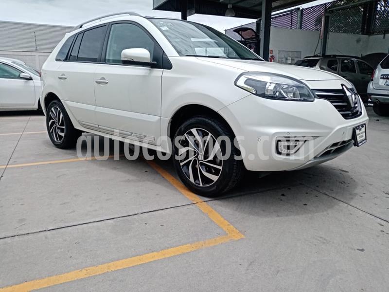 Renault Koleos Privilege Aut usado (2016) color Plata Ultra precio $255,000