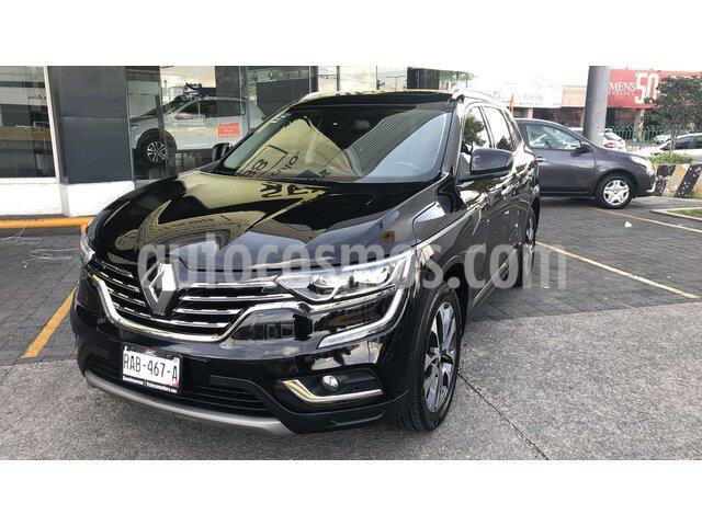 foto Renault Koleos Iconic usado (2018) color Negro precio $360,000