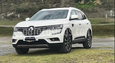 Renault Koleos Iconic usado (2017) color Blanco Perla precio $320,000