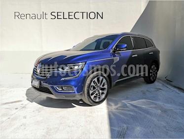 Renault Koleos Iconic usado (2018) color Azul Zafiro precio $385,000