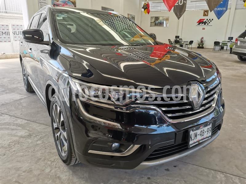 Renault Koleos Iconic usado (2019) color Negro precio $395,000