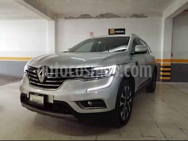Renault Koleos Iconic usado (2018) color Plata precio $379,000