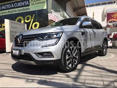 Renault Koleos 5p Iconic L4/2.5 Aut usado (2018) color Plata precio $385,000