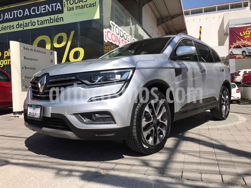 Renault Koleos Iconic usado (2018) color Plata precio $385,000