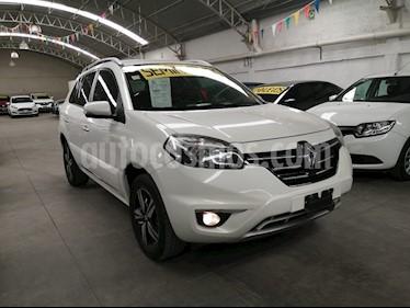Renault Koleos Bose usado (2016) color Blanco Perla precio $175,000