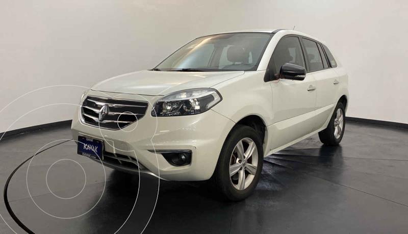 Renault Koleos Expression Aut usado (2013) color Blanco precio $149,999