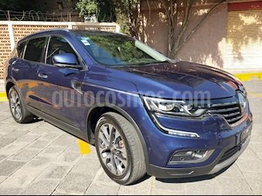 Foto Renault Koleos Iconic usado (2017) color Azul precio $334,900