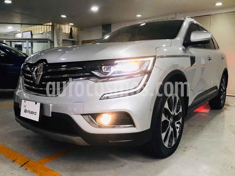 Renault Koleos Iconic usado (2018) color Plata precio $355,000