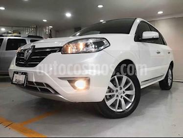 Renault Koleos 5p Expression L4/2.5 Aut usado (2014) color Blanco precio $159,000