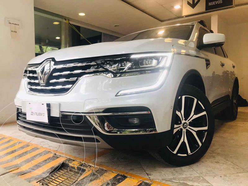 Renault Koleos Iconic usado (2020) color Blanco precio $449,000