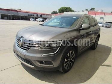 Renault Koleos 5p Iconic L4/2.5 Aut usado (2017) color Gris precio $145,000
