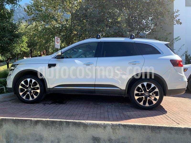 Renault Koleos Iconic usado (2017) color Blanco Perla precio $345,000