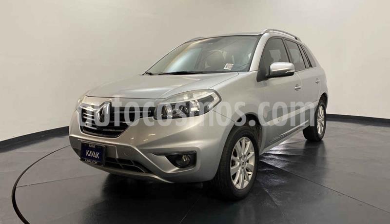 Renault Koleos Dynamique usado (2016) color Plata precio $219,999