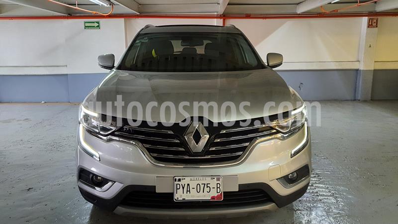Renault Koleos Iconic usado (2018) color Plata Ultra precio $369,000