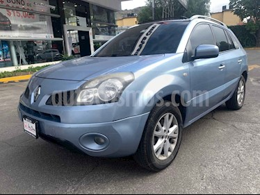 Renault Koleos 5p Dynamique Open SKY aut 4x4 usado (2011) color Azul precio $133,000