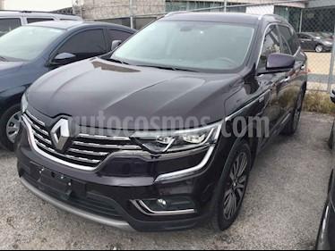 Renault Koleos 5p Iconic L4/2.5 Aut usado (2019) color Violeta precio $370,000
