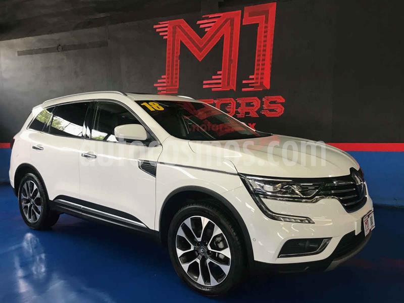 Renault Koleos Iconic usado (2018) color Blanco precio $364,000
