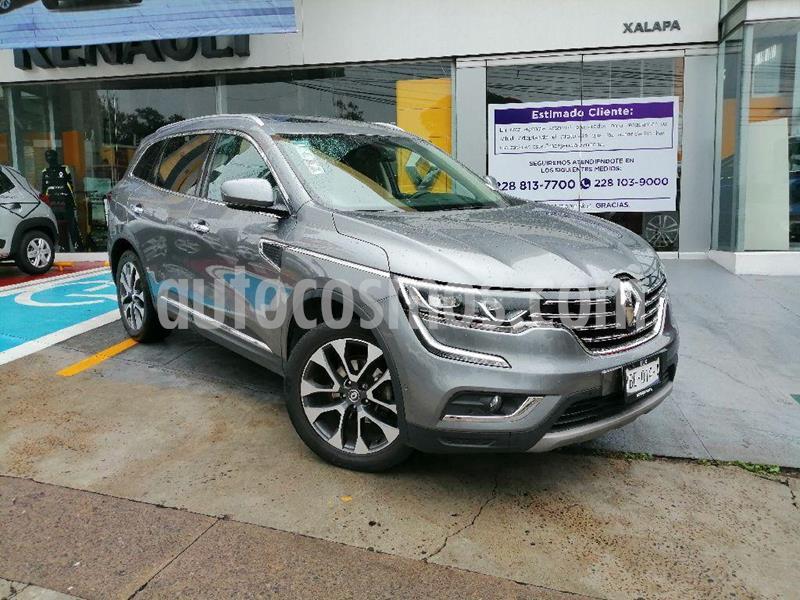 Renault Koleos Iconic usado (2018) color Gris Tormenta precio $340,000