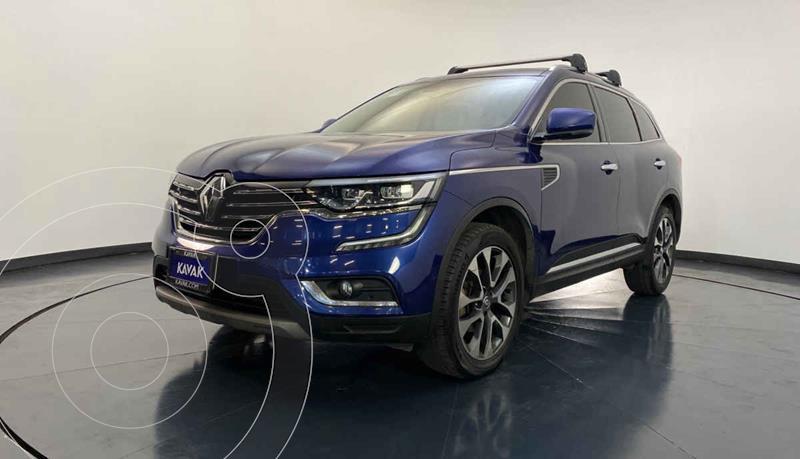 Renault Koleos Minuit usado (2019) color Azul precio $372,999