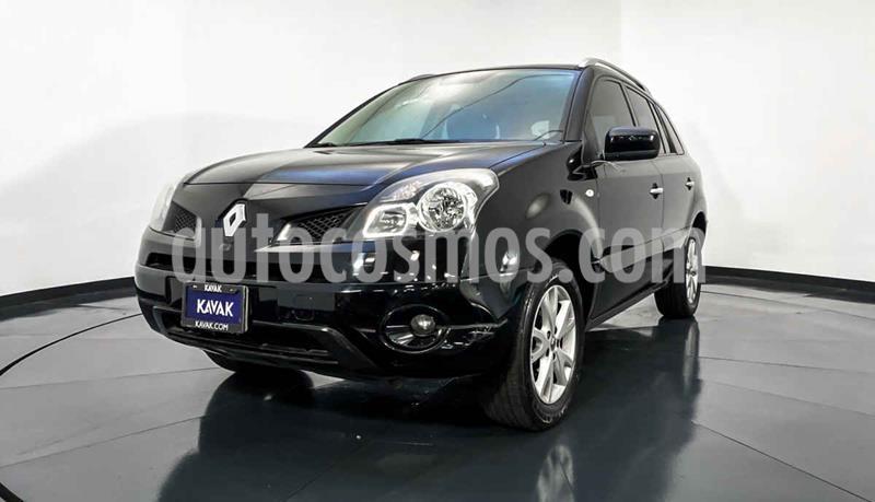 Renault Koleos Dynamique usado (2011) color Negro precio $129,999