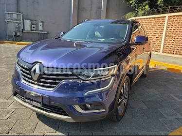 Renault Koleos Iconic usado (2017) color Azul Zafiro precio $335,000