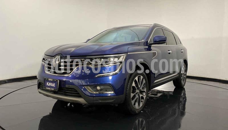 Renault Koleos Iconic usado (2018) color Azul precio $392,999
