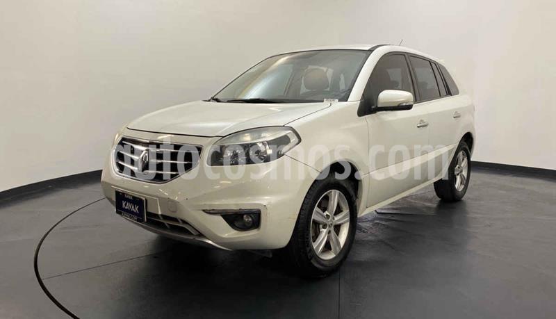 Renault Koleos Expression Aut usado (2013) color Blanco precio $152,999
