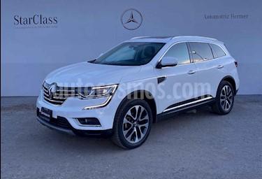Renault Koleos 5p Iconic L4/2.5 Aut usado (2018) color Blanco precio $359,900
