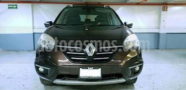 Renault Koleos 5p Privilege L4/2.5 Aut Q/C usado (2014) color Negro precio $185,000
